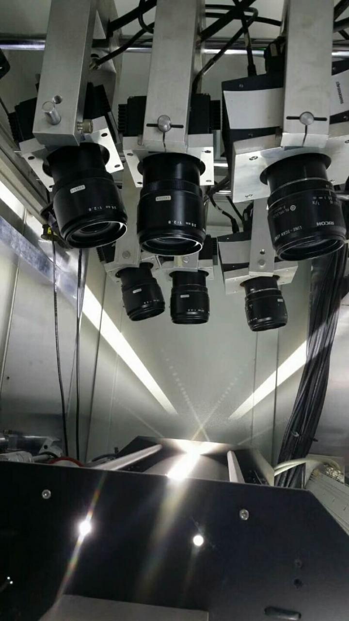 薄膜表面缺陷在线视觉检测系统-机器视觉_视觉检测设备_3D视觉_缺陷检测