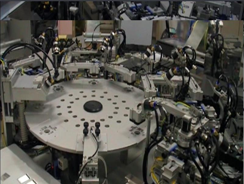 手机屏幕自动化缺陷检测设备-机器视觉_视觉检测设备_3D视觉_缺陷检测