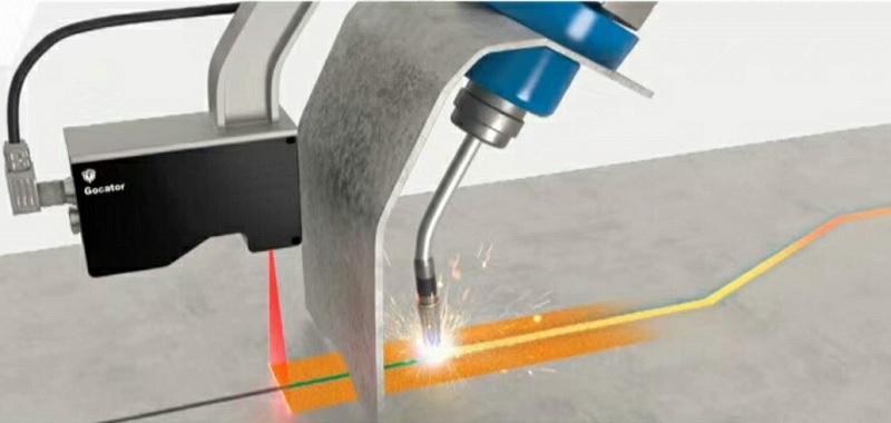 焊接机器人之机器视觉引导定位-机器视觉_视觉检测设备_3D视觉_缺陷检测
