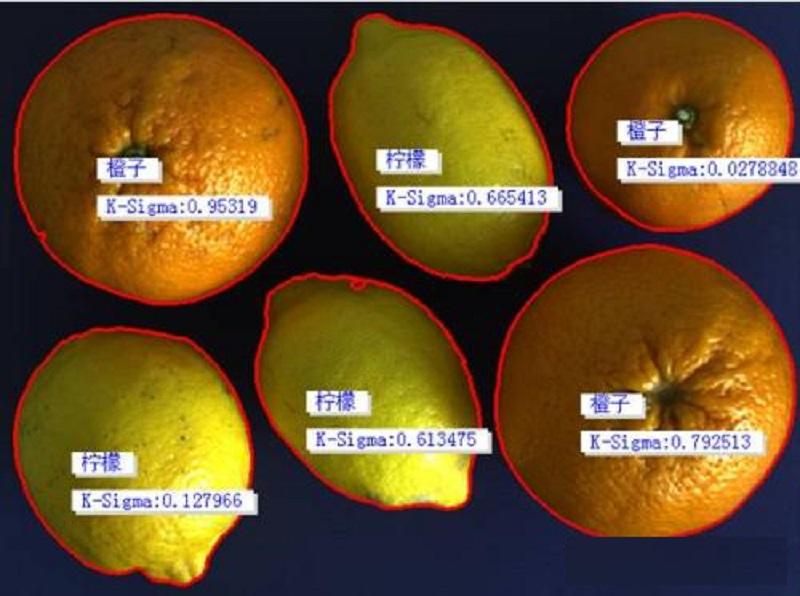 机器视觉-水果分拣检测系统-机器视觉_视觉检测设备_3D视觉_缺陷检测