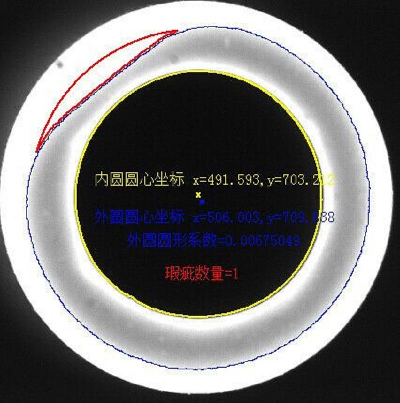 O型圈检测上的视觉技术应用-机器视觉_视觉检测设备_3D视觉_缺陷检测