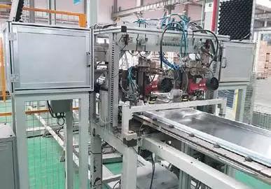 视觉检测系统在钣金加工行业中的应用说明-机器视觉_视觉检测设备_3D视觉_缺陷检测