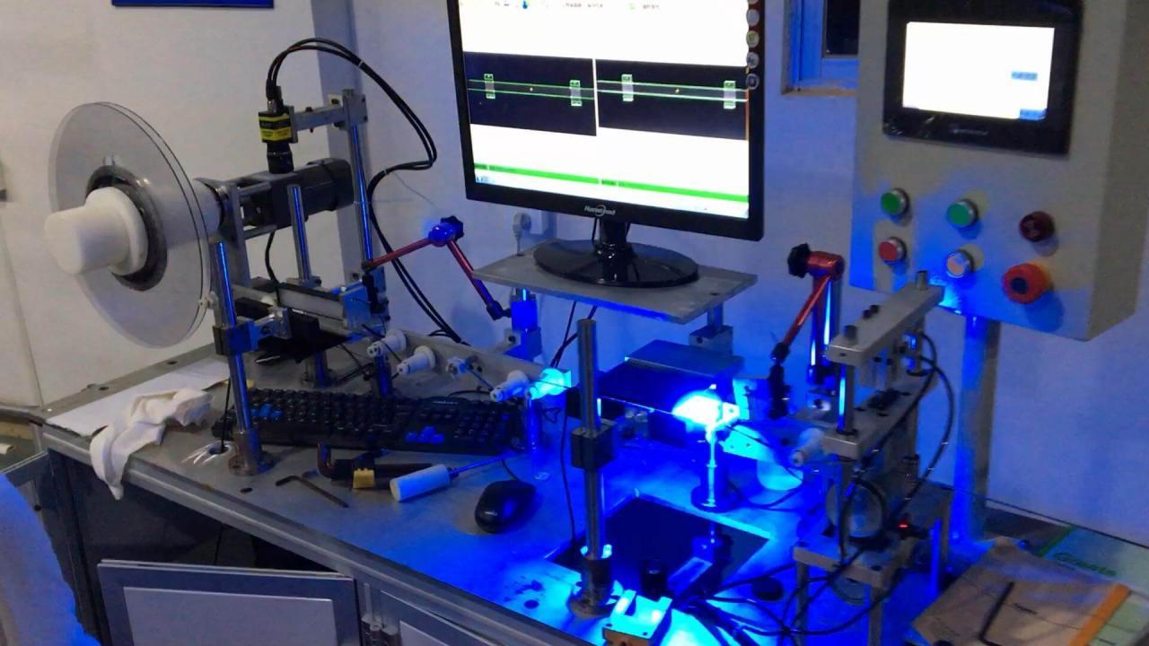 电气机器视觉检测设备有哪些优势?-机器视觉_视觉检测设备_3D视觉_缺陷检测