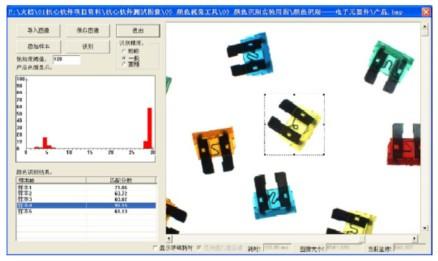视觉检测设备在产品颜色检测上有哪些应用?-机器视觉_视觉检测设备_3D视觉_缺陷检测