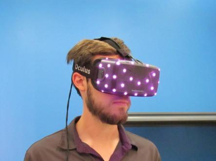 单目视觉定位在VR中的应用-机器视觉_视觉检测设备_3D视觉_缺陷检测