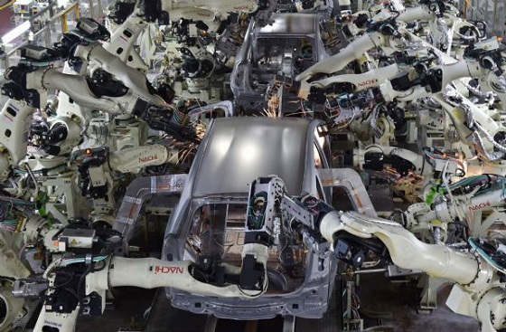 盘点近几年来机器视觉应用案例-机器视觉_视觉检测设备_3D视觉_缺陷检测