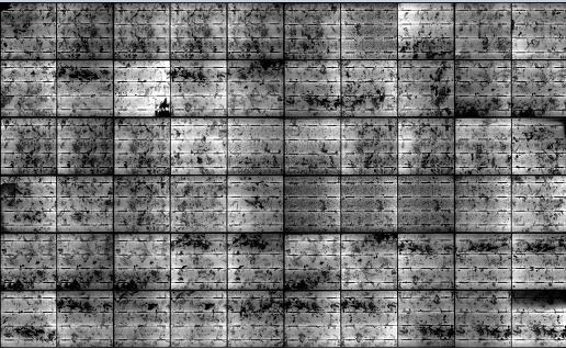 机器视觉技术太阳能光伏硅片EL检测方案-机器视觉_视觉检测设备_3D视觉_缺陷检测