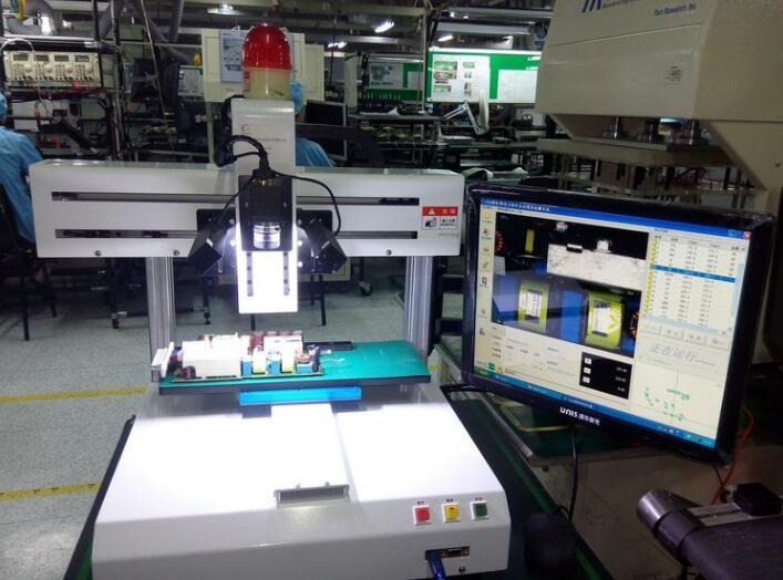 机器视觉检测与人工检测主要的两点差异-机器视觉_视觉检测设备_3D视觉_缺陷检测