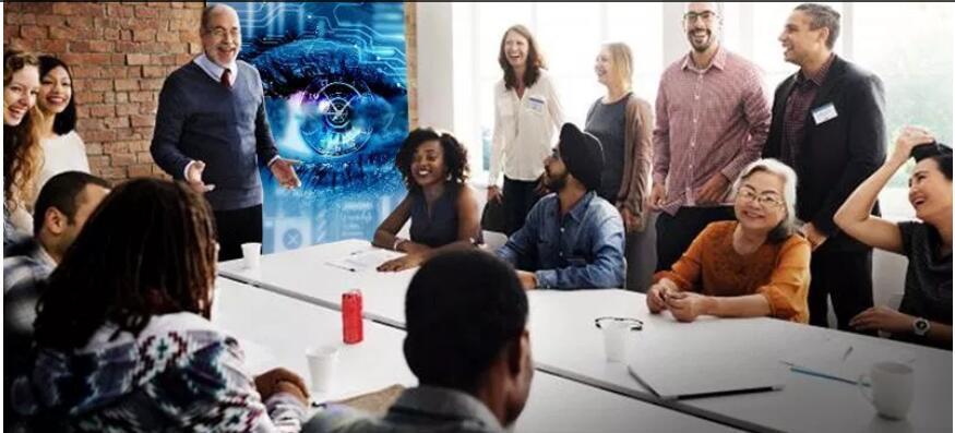展望AI和机器视觉在未来会议中的应用-机器视觉_视觉检测设备_3D视觉_缺陷检测