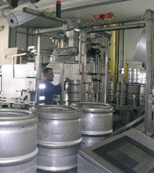 红外相机在啤酒识别中的应用-机器视觉_视觉检测设备_3D视觉_缺陷检测