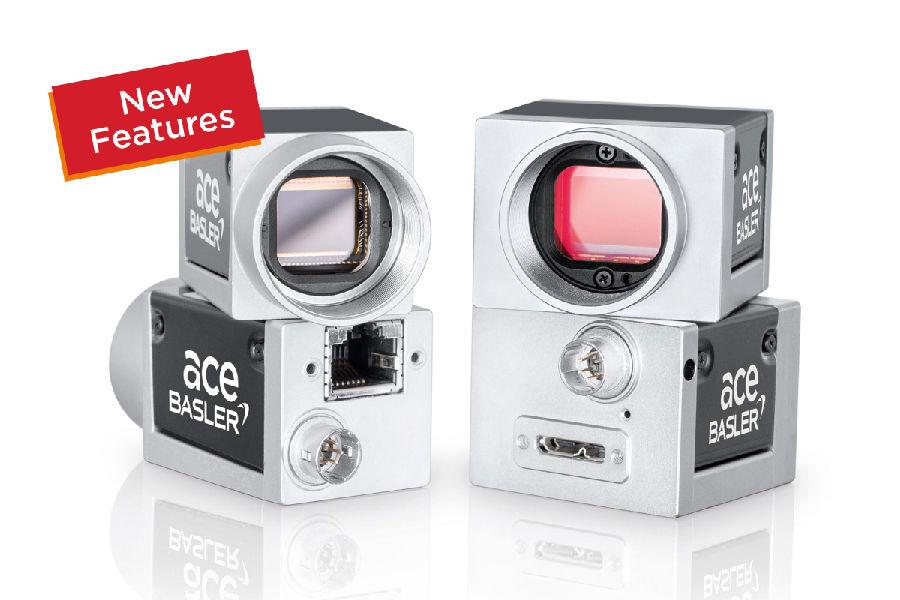 Basler ace – 现配备堆栈ROI以及适用于黑白相机的PGI图像优化功能包-机器视觉_视觉检测设备_3D视觉_缺陷检测