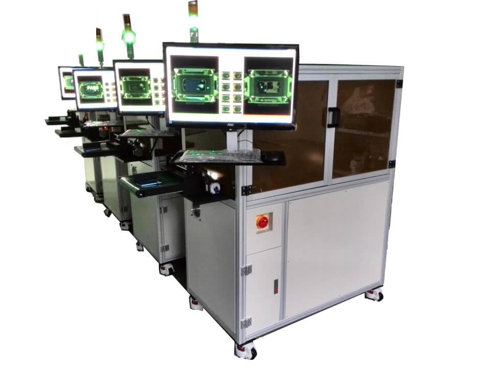 手机面板划痕视觉在线缺陷检测-机器视觉_视觉检测设备_3D视觉_缺陷检测