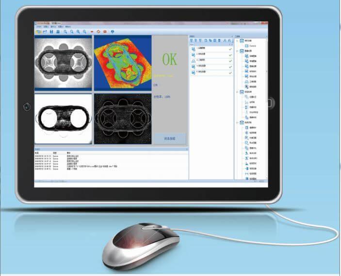 3D视觉让机器在生产过程中对物料的使用和把控愈加精准-机器视觉_视觉检测设备_3D视觉_缺陷检测
