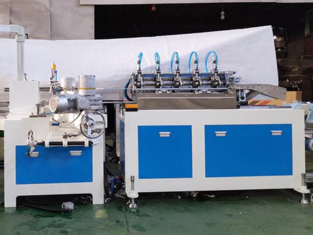纸吸管机器设备 可降解吸管生产流水线-机器视觉_视觉检测设备_3D视觉_缺陷检测