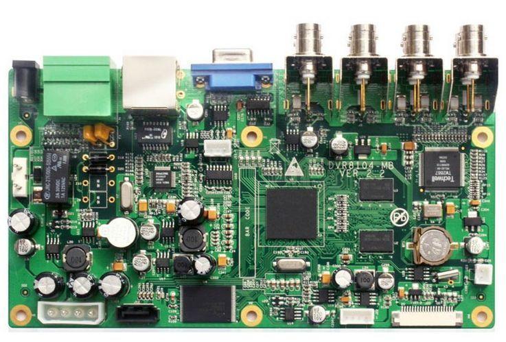 机器视觉之PCB板元器件检测的应用-机器视觉_视觉检测设备_3D视觉_缺陷检测