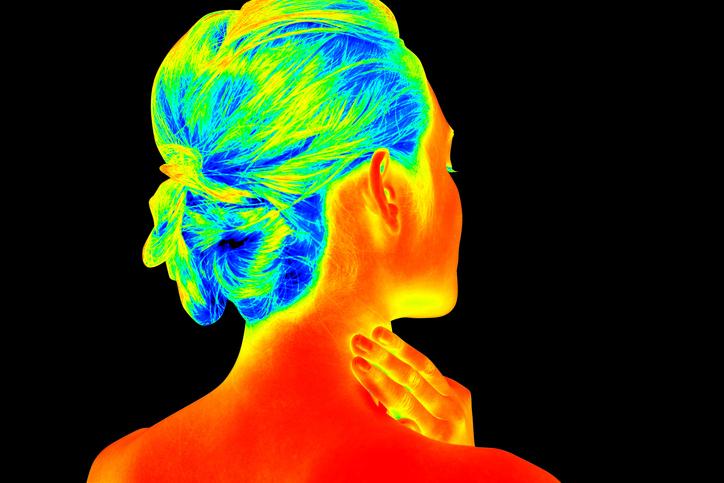 热成像技术正在提高医疗应用的诊断能力-机器视觉_视觉检测设备_3D视觉_缺陷检测