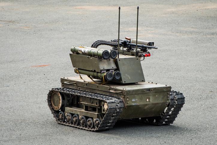 军事中的机器视觉和嵌入式视觉技术-机器视觉_视觉检测设备_3D视觉_缺陷检测