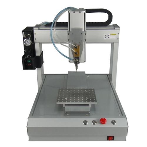 全自动点胶机器设备系统-机器视觉_视觉检测设备_3D视觉_缺陷检测