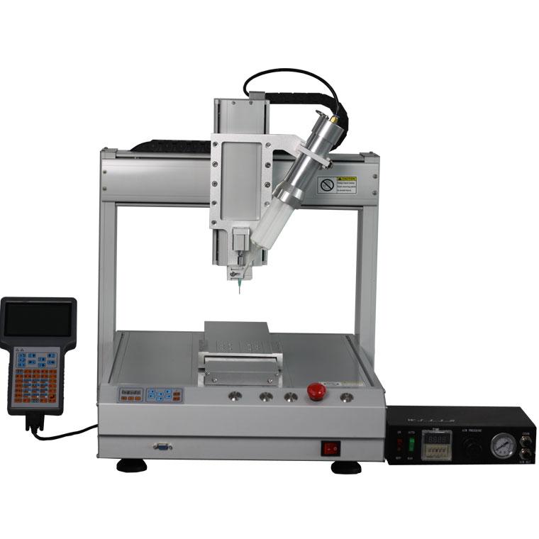 全自动点胶机厂家哪家好?怎么选择点胶机生产厂家?-机器视觉_视觉检测设备_3D视觉_缺陷检测