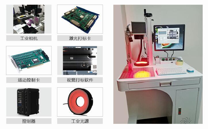 视觉定位系统,激光打标视觉定位系统-机器视觉_视觉检测设备_3D视觉_缺陷检测