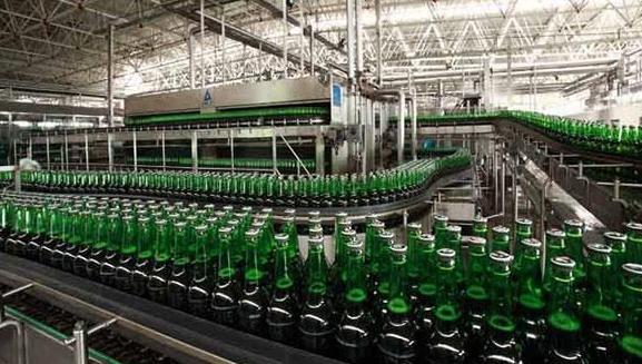 玻璃瓶检测设备,啤酒瓶外观缺陷检测系统-机器视觉_视觉检测设备_3D视觉_缺陷检测