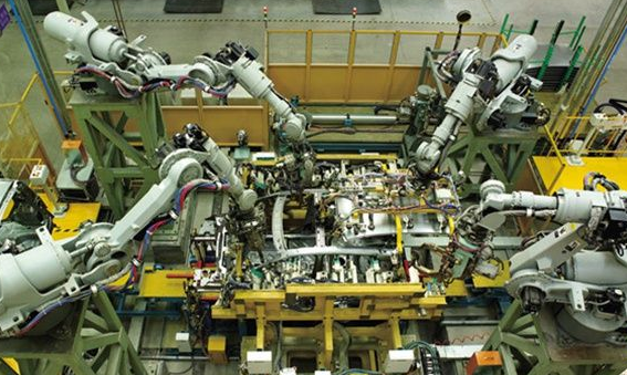 视觉定位检测在车辆生产制造中处于重要地位-机器视觉_视觉检测设备_3D视觉_缺陷检测