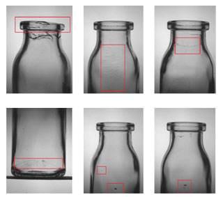 瓶子外观缺陷检测,玻璃瓶等瑕疵检测系统-机器视觉_视觉检测设备_3D视觉_缺陷检测