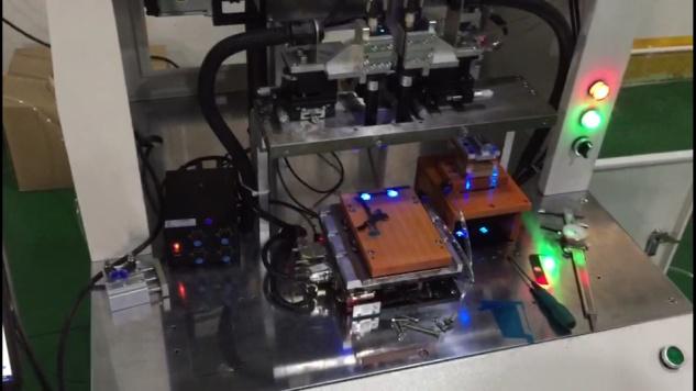CCD视觉对位系统在贴合机的应用-机器视觉_视觉检测设备_3D视觉_缺陷检测