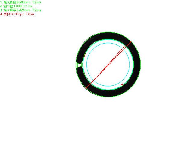 精密轴承外观视觉检测设备系统-机器视觉_视觉检测设备_3D视觉_缺陷检测