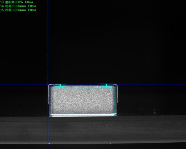 贴片电感外观缺陷瑕疵不良视觉检测系统-机器视觉_视觉检测设备_3D视觉_缺陷检测