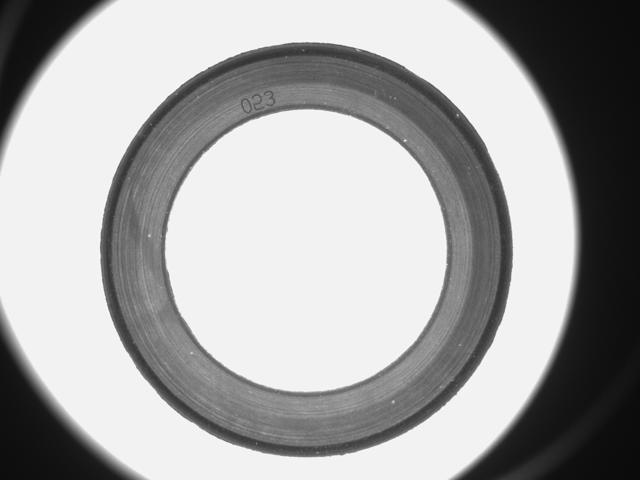 橡胶密封圈变形检测(橡胶外观视觉检测案例)-机器视觉_视觉检测设备_3D视觉_缺陷检测
