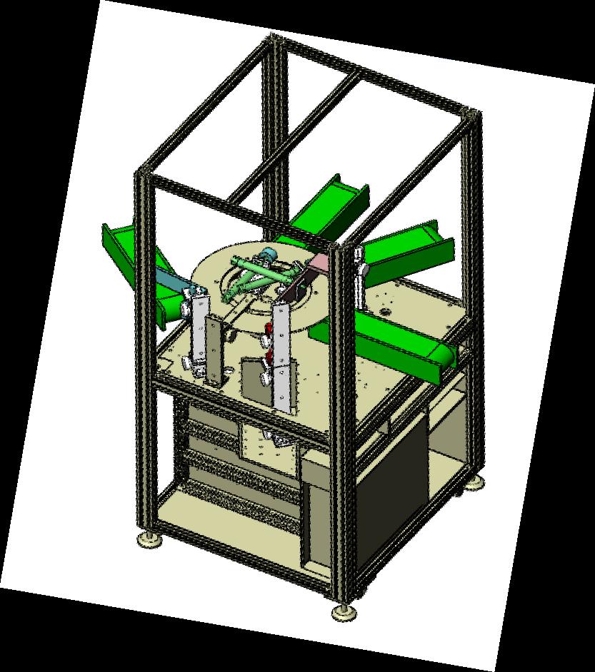 五金配件表面外观瑕疵缺陷视觉检测设备系统-机器视觉_视觉检测设备_3D视觉_缺陷检测
