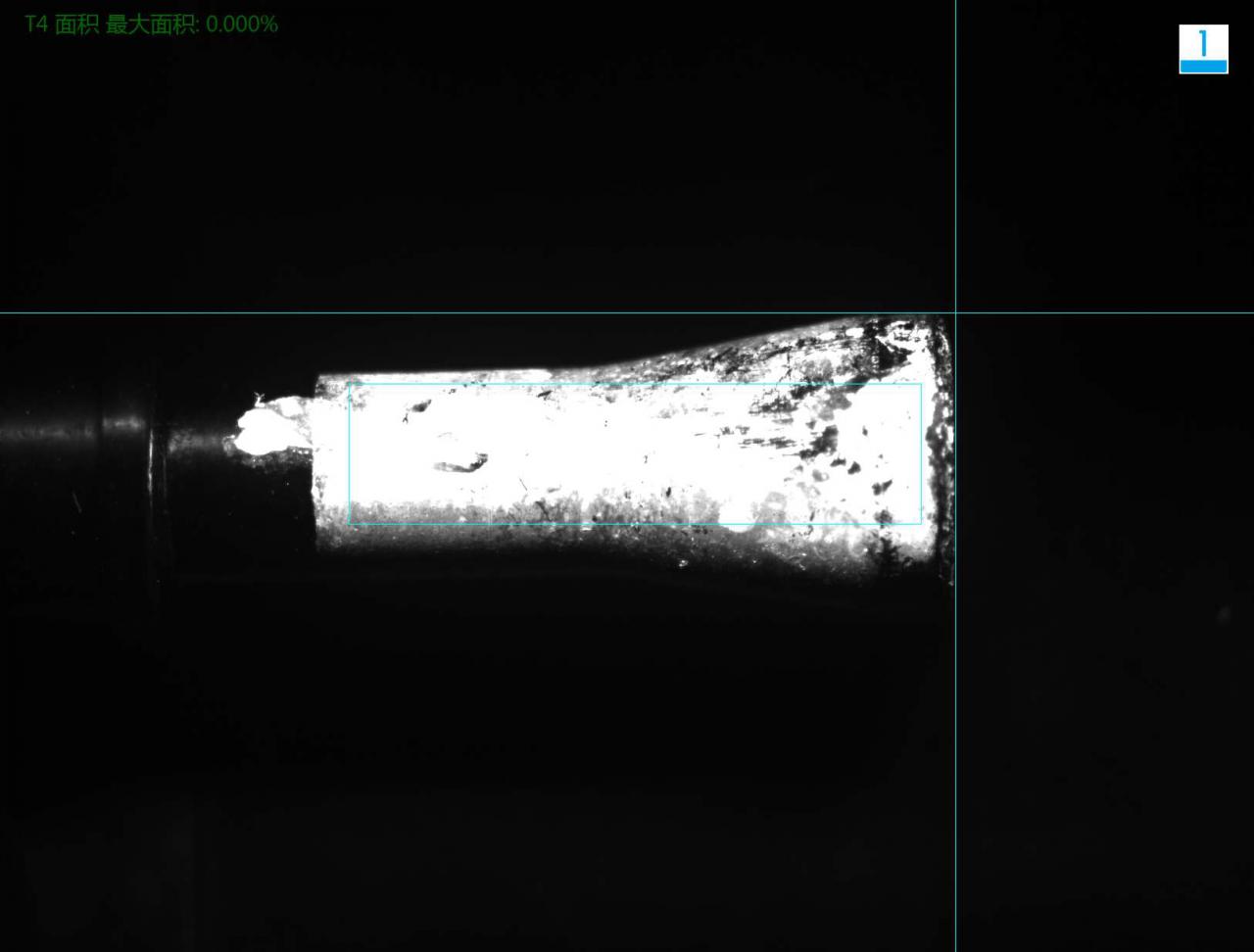 螺杆涂层表面外观瑕疵缺陷视觉自动检测方案-机器视觉_视觉检测设备_3D视觉_缺陷检测