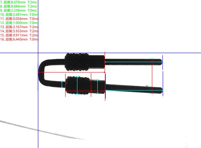 五金件表面外观瑕疵缺陷视觉检测案例-机器视觉_视觉检测设备_3D视觉_缺陷检测