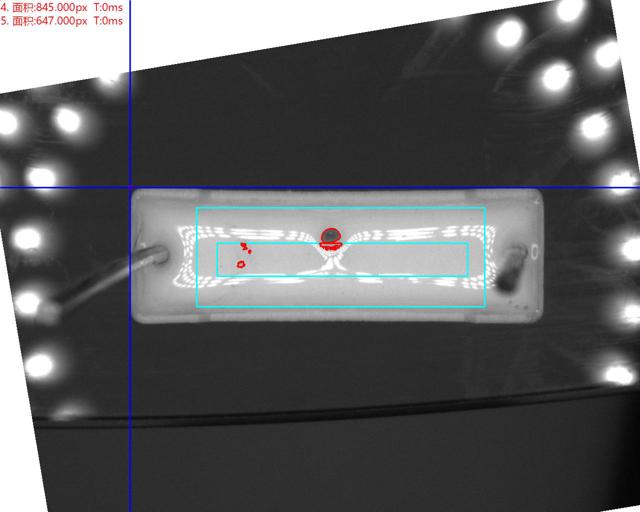 电容外观瑕疵缺陷检测(电容视觉检测设备)-机器视觉_视觉检测设备_3D视觉_缺陷检测