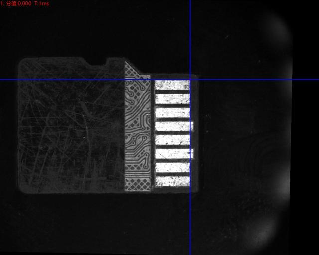 内存卡视觉检测(内存卡表面外观瑕疵缺陷视觉检测系统)-机器视觉_视觉检测设备_3D视觉_缺陷检测