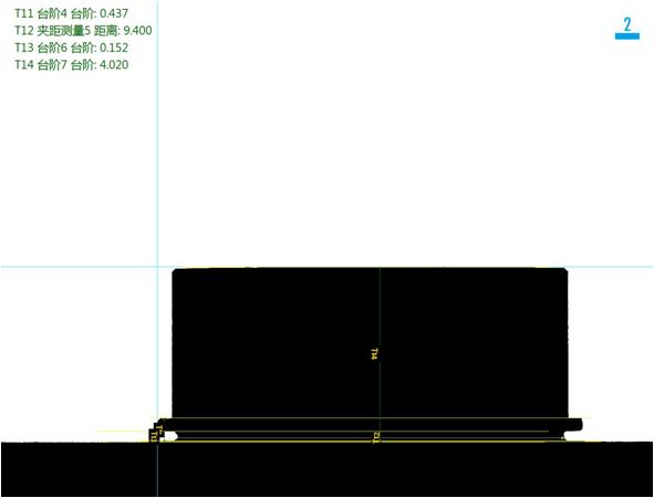 闭油环表面外观尺寸及瑕疵视觉检测方案-机器视觉_视觉检测设备_3D视觉_缺陷检测