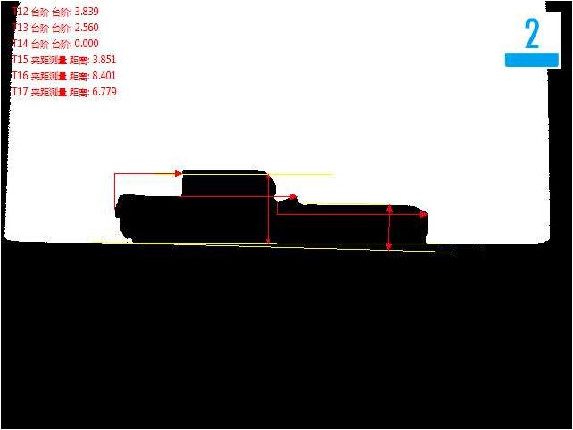 USB内插座外观尺寸及瑕疵视觉检测方案-机器视觉_视觉检测设备_3D视觉_缺陷检测