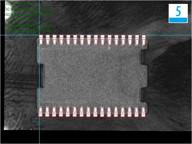 引脚(Pin)电子元器件外观瑕疵缺陷视觉检测方案-机器视觉_视觉检测设备_3D视觉_缺陷检测