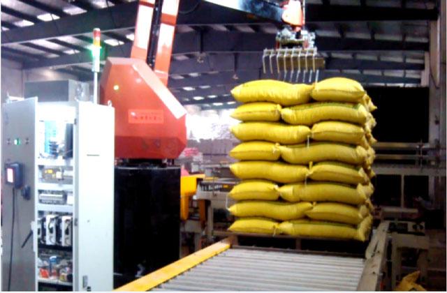 工业视觉检测系统在肥料行业的应用案例-机器视觉_视觉检测设备_3D视觉_缺陷检测