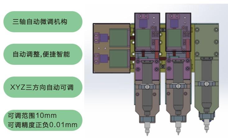视觉定位点胶系统(点胶自动视觉定位系统)-机器视觉_视觉检测设备_3D视觉_缺陷检测