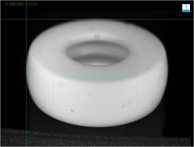 橡胶圈密封圈表面缺陷检测(塑胶行业视觉检测案例)-机器视觉_视觉检测设备_3D视觉_缺陷检测