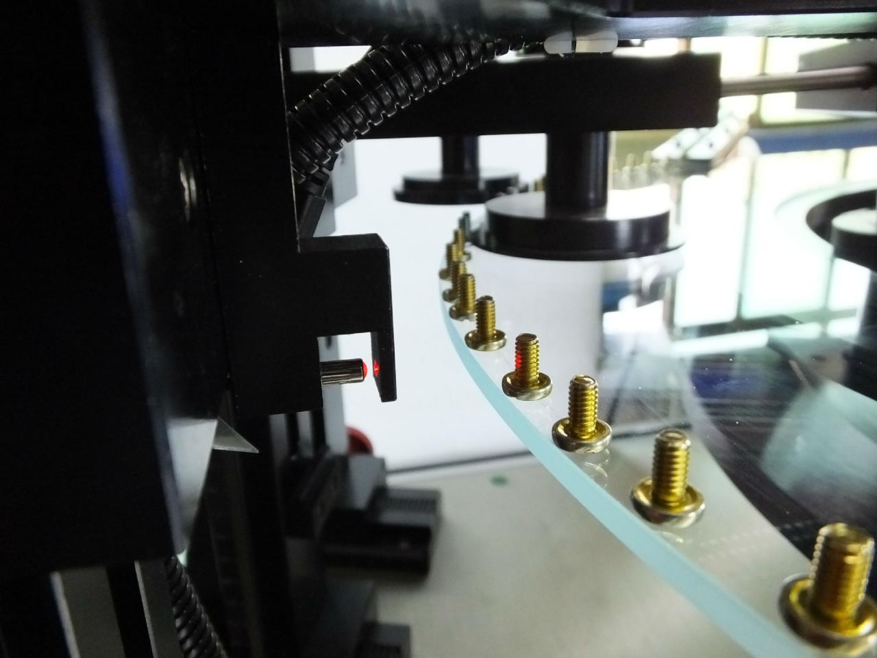 螺丝尺寸检测(螺丝自动化视觉检测设备系统)-机器视觉_视觉检测设备_3D视觉_缺陷检测