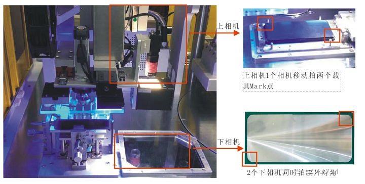 3D曲面玻璃对位贴合视觉系统解决方案-机器视觉_视觉检测设备_3D视觉_缺陷检测