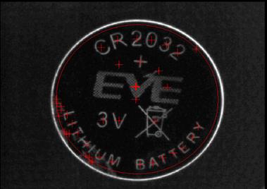 电池表面检测,电池水印缺陷检测方案-机器视觉_视觉检测设备_3D视觉_缺陷检测