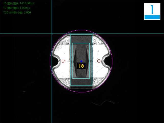 电感视觉检测,电感外观瑕疵缺陷视觉检测方案-机器视觉_视觉检测设备_3D视觉_缺陷检测