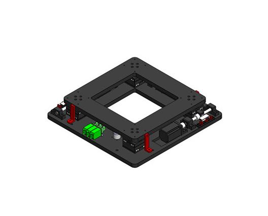 精密位移台运动系统的技术参数介绍-机器视觉_视觉检测设备_3D视觉_缺陷检测