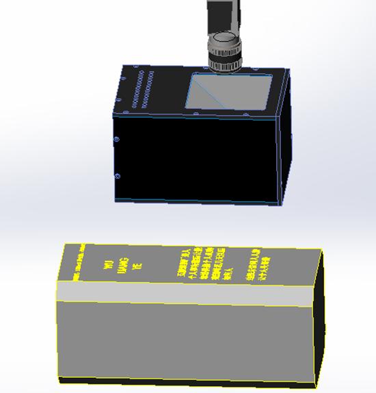 产品字符识别视觉检测设备系统-机器视觉_视觉检测设备_3D视觉_缺陷检测