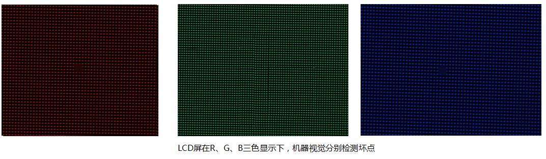 LCD屏幕缺陷检测设备(点灯视觉检测系统方案)-机器视觉_视觉检测设备_3D视觉_缺陷检测