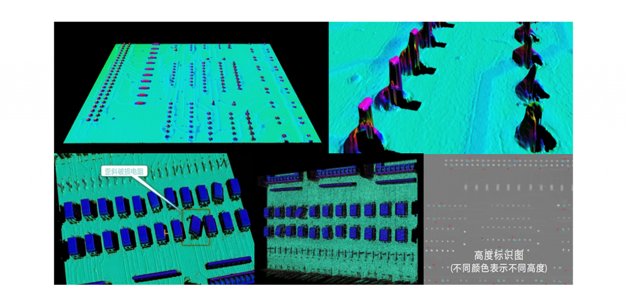 焊接缺陷检测(焊接外观视觉检测系统)-机器视觉_视觉检测设备_3D视觉_缺陷检测